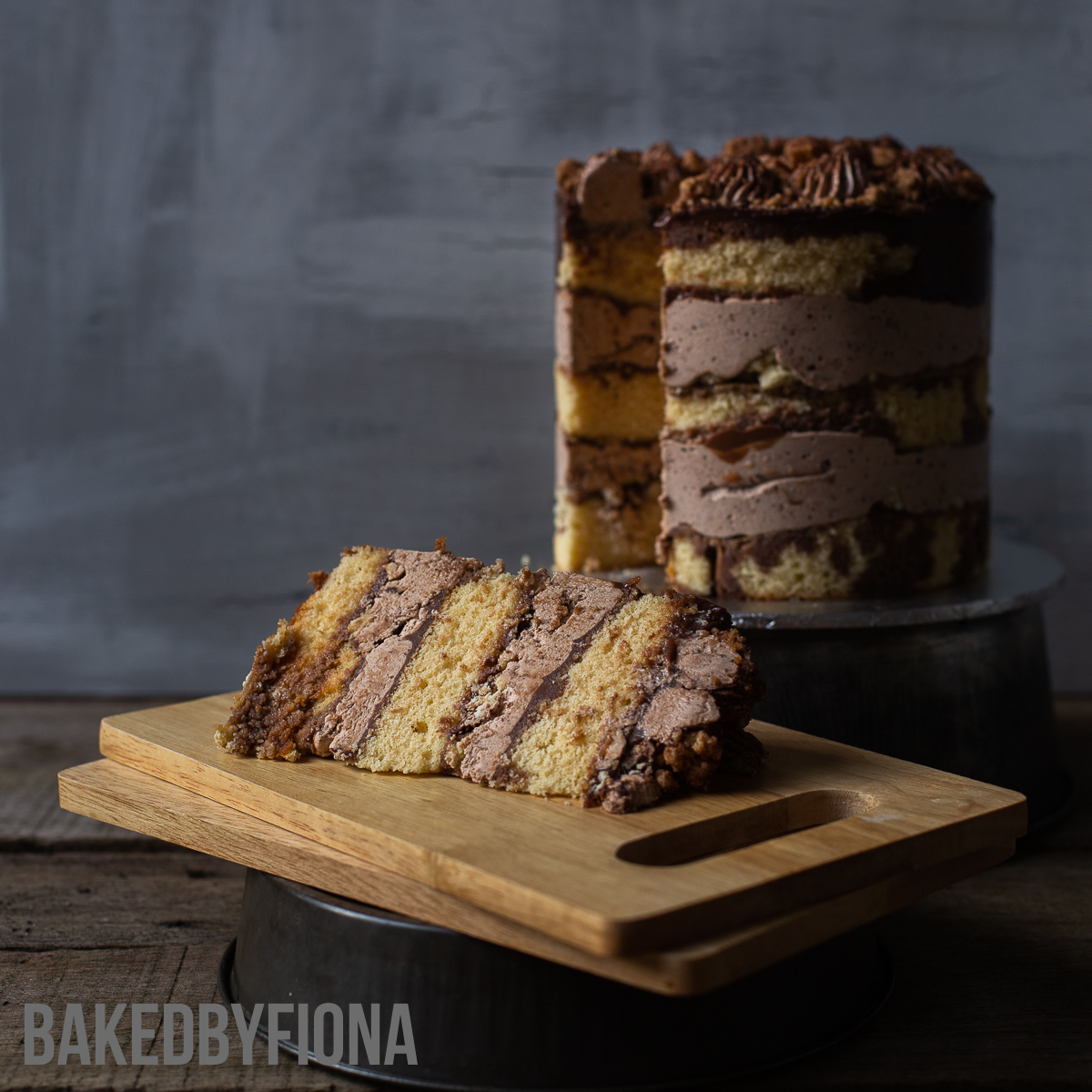 Sydney Cakes, Baked By Fiona Milo with Milk cake