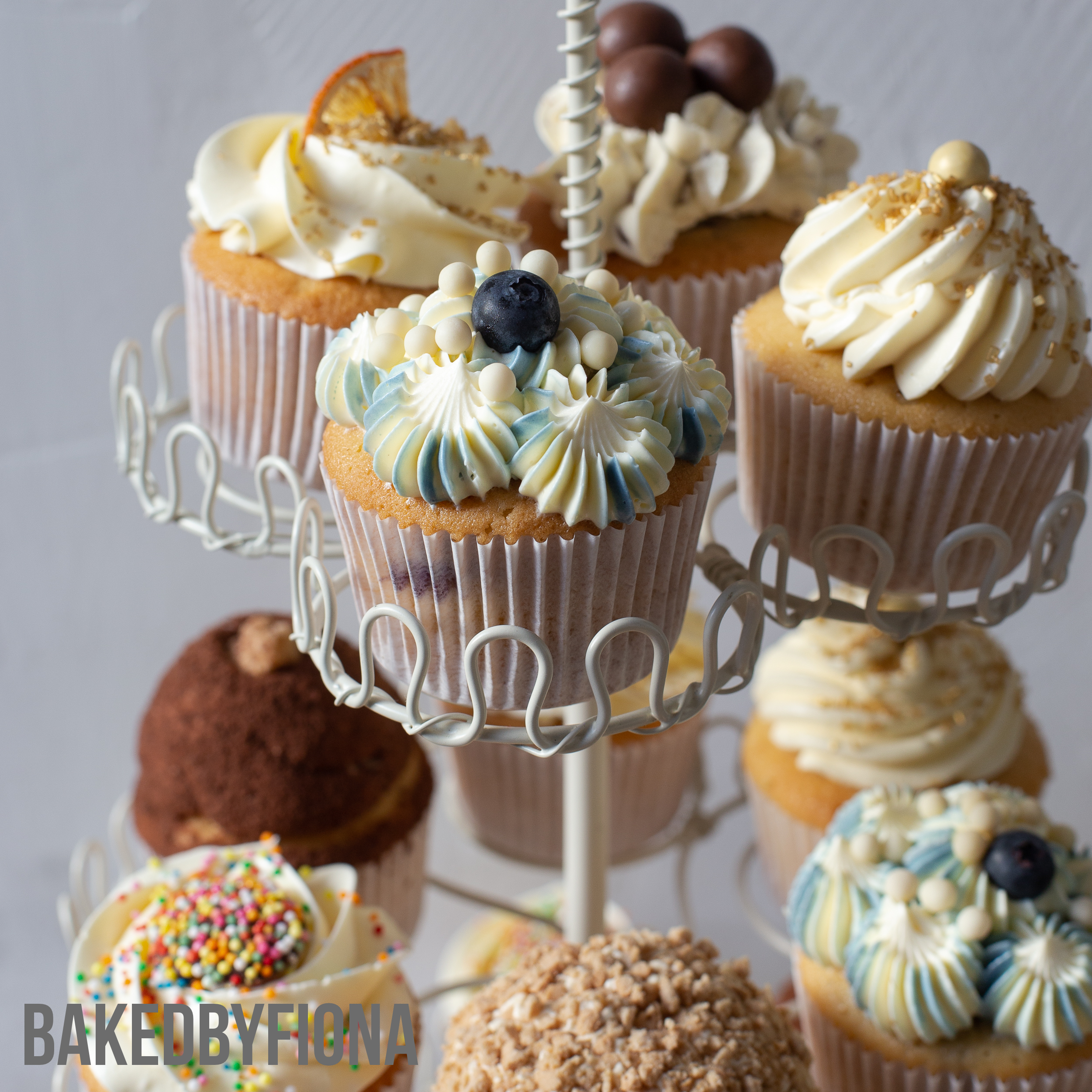 Sydney Cakes, Baked by Fiona gourmet cupcakes