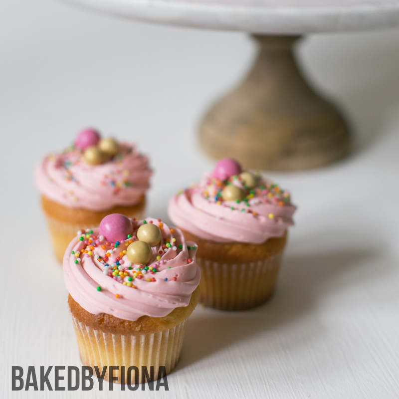 Sydney Cakes, Baked by Fiona cupcakes