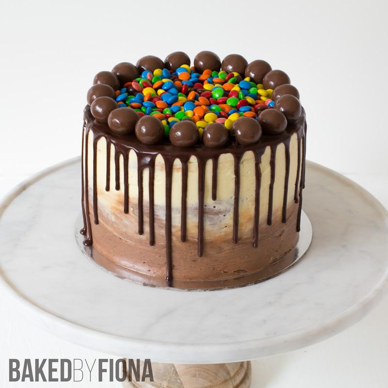 Sydney Cakes, Baked by Fiona piñata cake